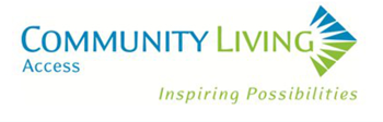 Community Living Access Support Services