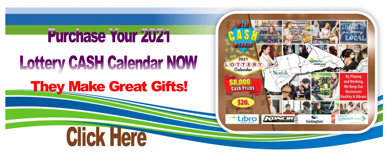 Purchase CL Access  Lottery Cash Calendar