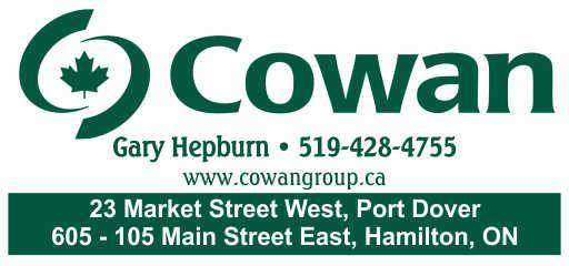 Cowan Insurance Group – Gary Hepburn – 2019 Calendar Bronze Sponsor