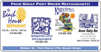Knechtel Foods – Port Dover – 2019 Calendar Page Sponsor
