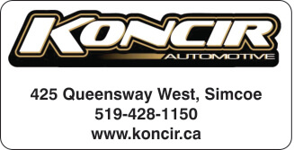 Koncir Automotive – Simcoe