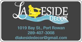 Lakeside Decor