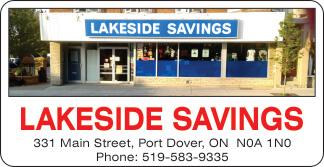 Lakeside Savings