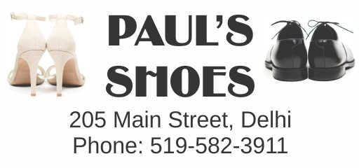 Paul Shoes Delhi – 2019 Calendar Page Sponsor