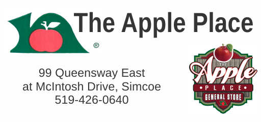 The Apple Place General Store – Simcoe
