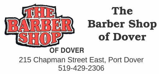 The Barber Shop of Dover – 2019 Calendar Page Sponsor