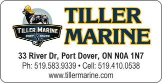 Tiller Marine